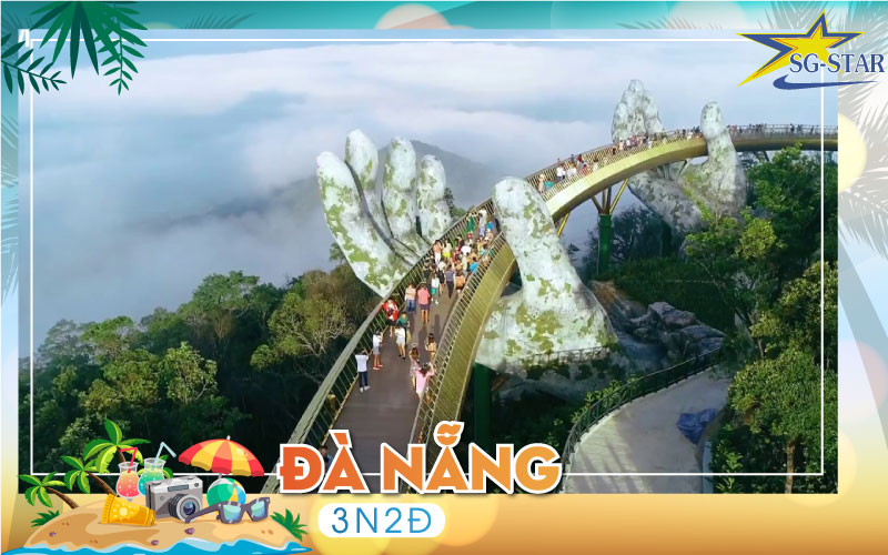 Da Nang Tour promotion price only from 3tr990